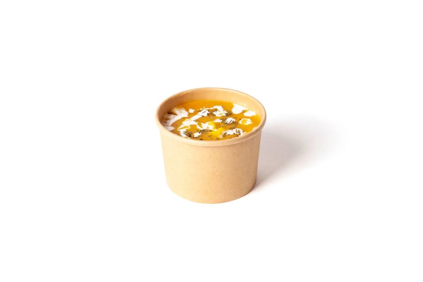 香橙甘筍湯