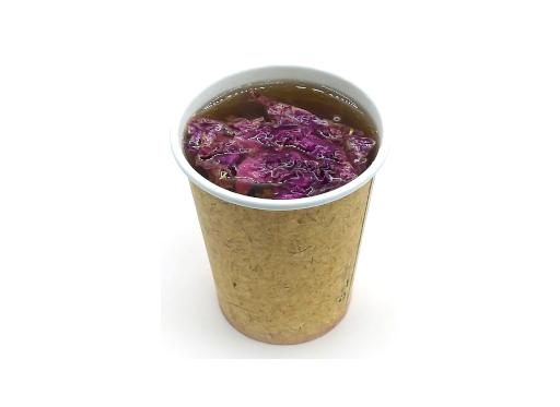 特色黑糖花茶(熱)