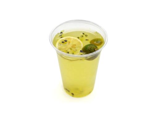 金桔百香果茶(凍/熱)