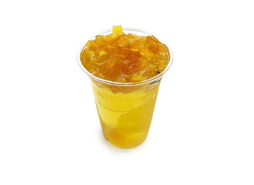 慢煮菠蘿冰.茶