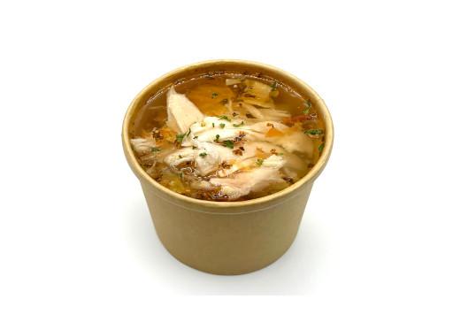 香草雜菜雞肉湯